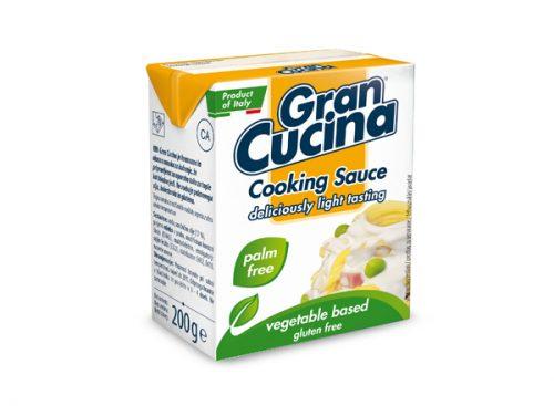 Gran Cucina biljna pavlaka za kuvanje 200ml