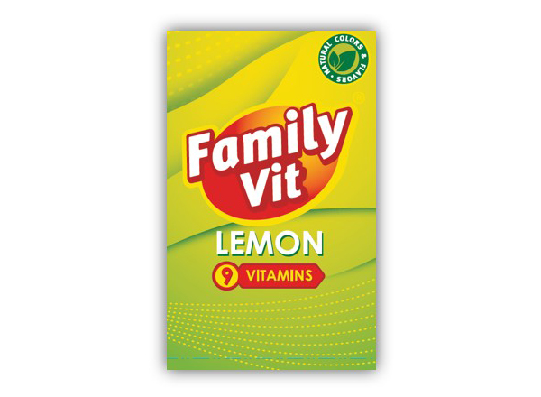 Family Vit Lemon 19g