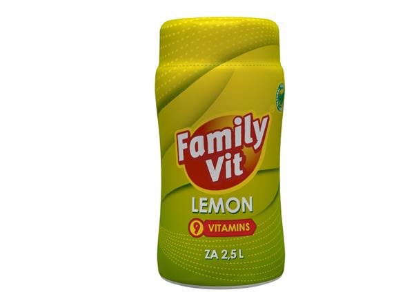 Family Vit Lemon 200g