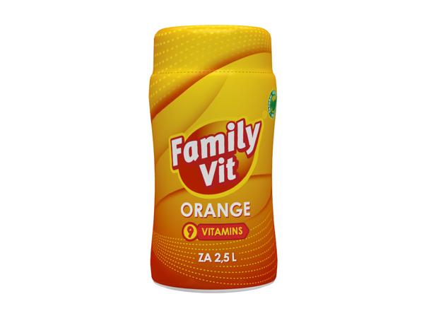 Family Vit Orange 200g