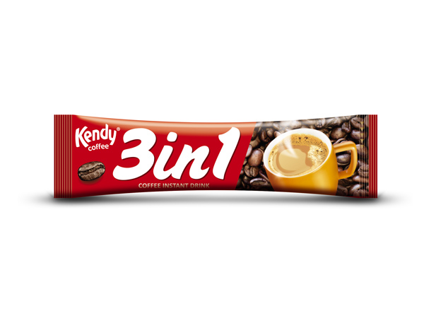 Kendy 3u1 instant kafa