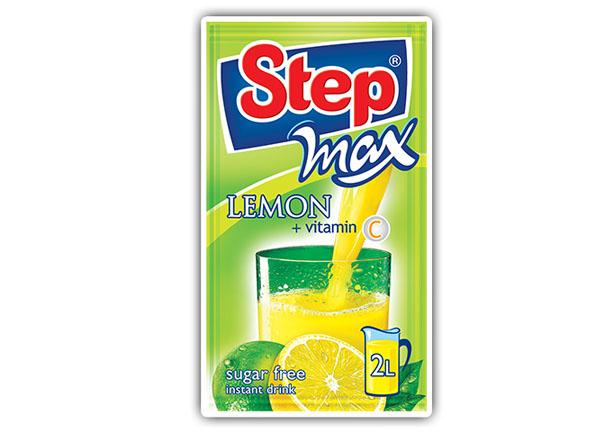 Step max Lemon
