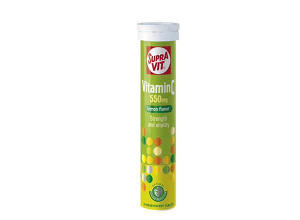 Supravit Vitamin C 550
